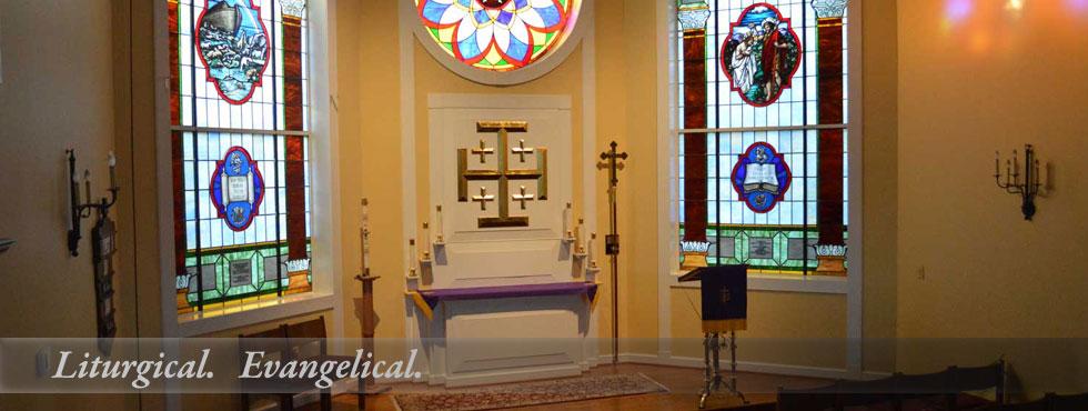 Liturgical-evangelical